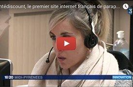 Santédiscount, le premier site internet français de parapharmacie né à Toulouse
