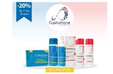 Notre sélection Cystiphane pour vos cheveux !