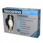 BIOCANINA SYNERGIX TRES GRAND CHIEN 40 A 60KG 4 PIPETTES