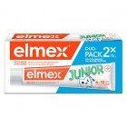 ELMEX JUNIOR DENTIFRICE 6-12 LOT DE 2 X 75ML