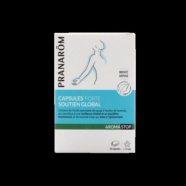 Pranarom stop tabacaromastop capsules