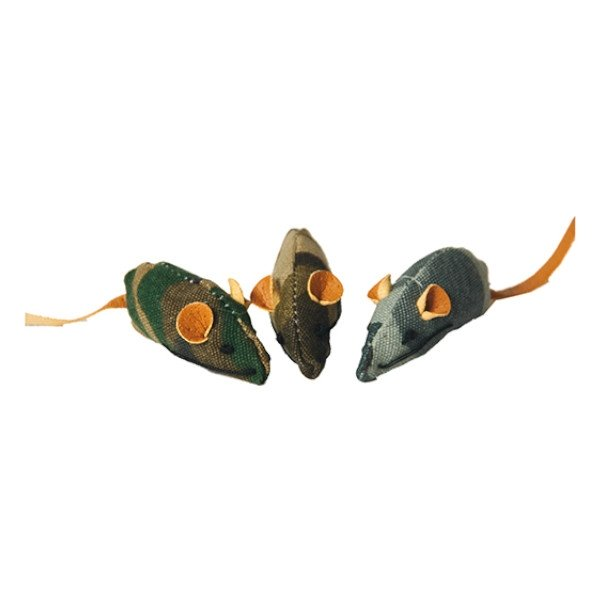 Martin Sellier Souris Camouflage