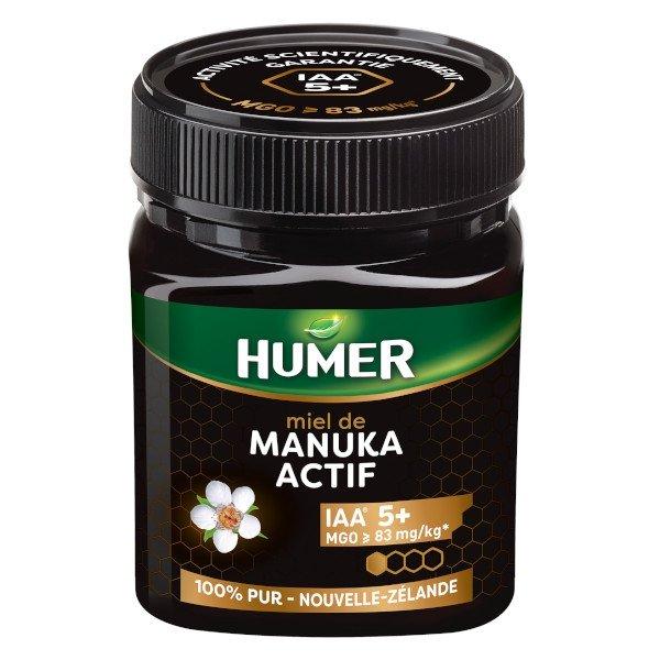 Humer Miel de Manuka Actif 5+ 250g