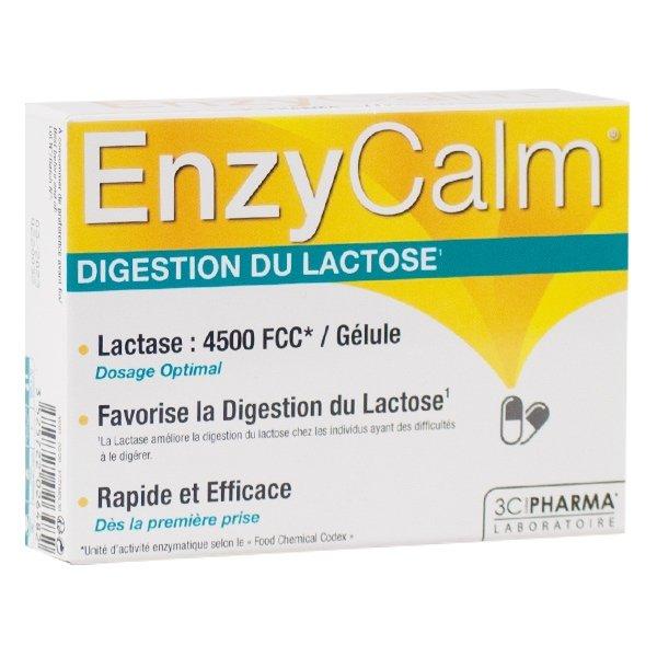 3D Pharma Enzycalm 30 gélules