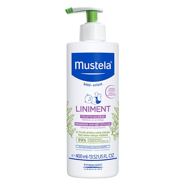 Liniment Mustela 400ml
