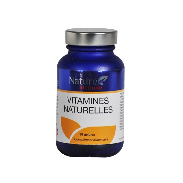 Vitamines Naturelles