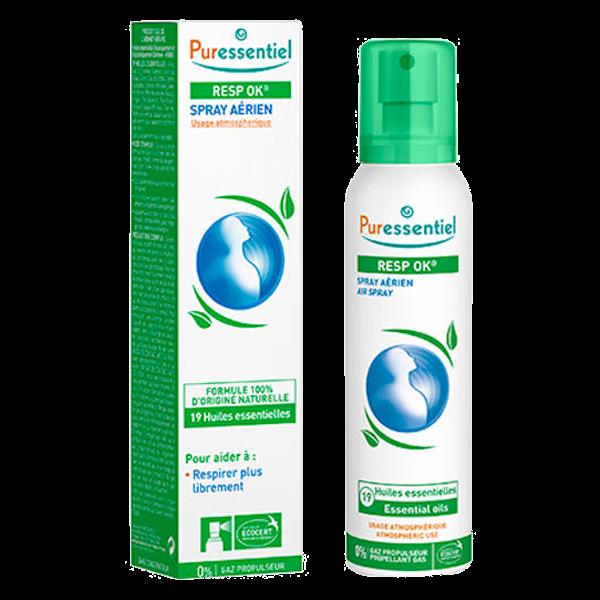 Puressentiel Respiratoire Spray Aerien aux 19 Huiles Essentielles