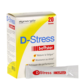Synergia D-Stress Booster pas cher