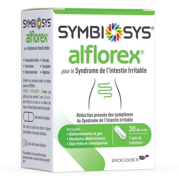 Symbiosys Alflorex Syndrome de l'intestin irritable