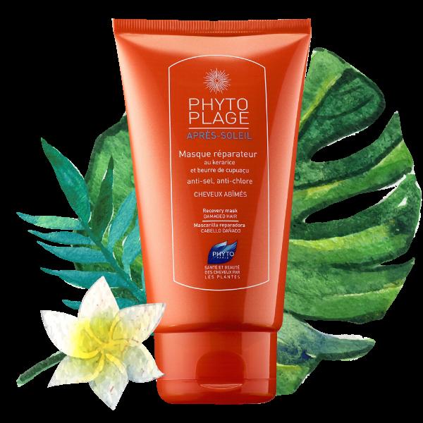 Phyto Phytoplage Après Soleil Masque réparateur 125ml