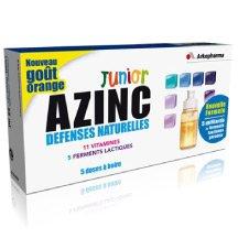 Azinc Probiotiques Défenses Naturelles Junior 5 Doses