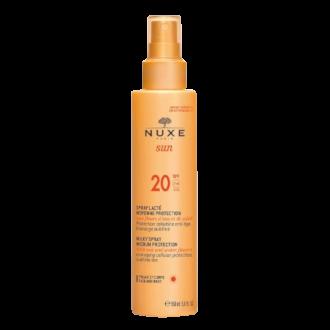 Nuxe Sun Spray Lacté Visage & Corps SPF20 150ml
