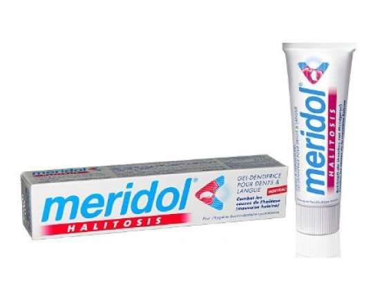 Meridol Halitosis Dentifrice 75ml